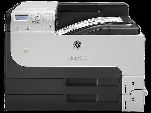 LaserJet Enterprise 700 Printer M712dn - 40 PPM