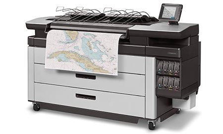 PageWide XL 5100 MFP