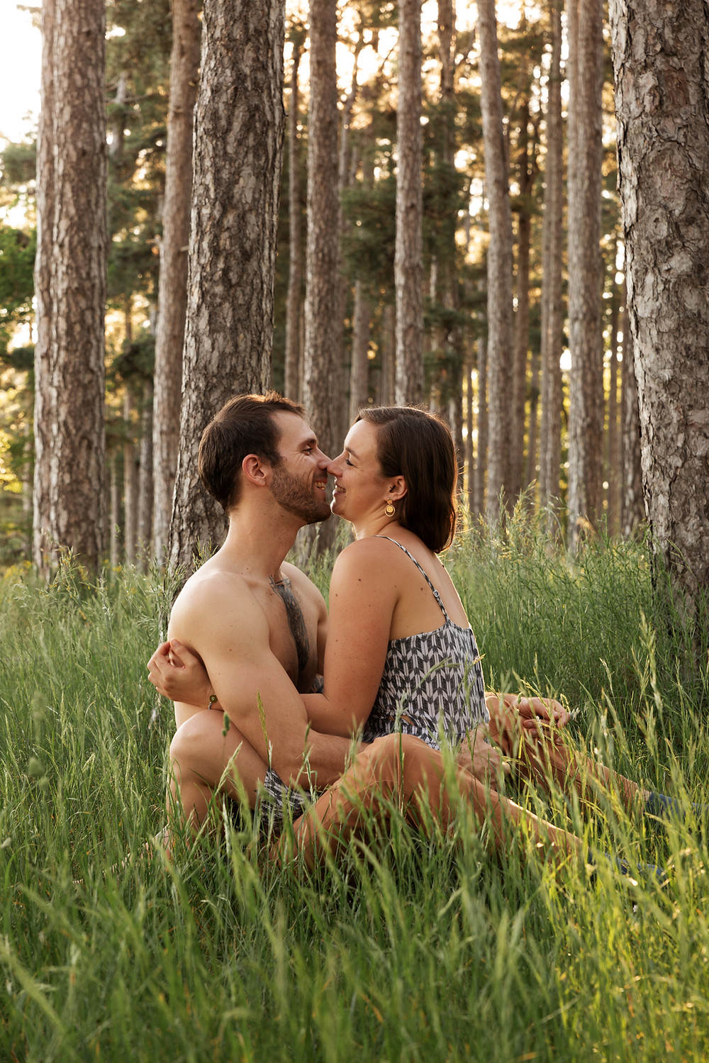 photographe couple mariage castelnaudary
