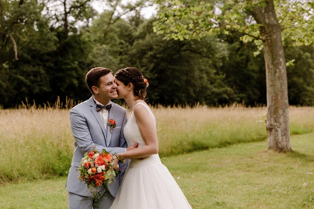 photographe mariage domaine rochemontes