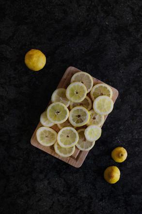 photographie de citrons