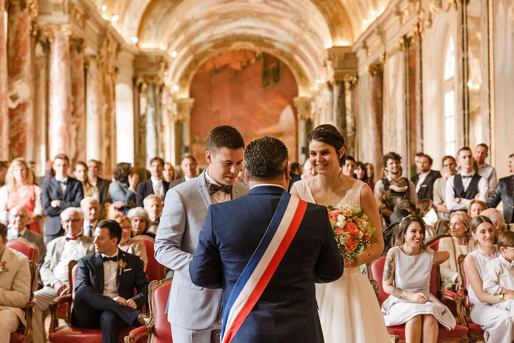 photographe mariage salle des illustres toulouse