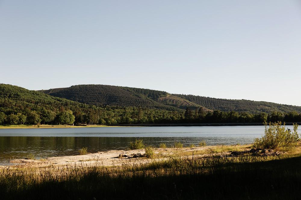 lac de saint-ferréol revel