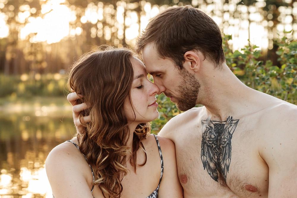photographe couple mariage villefranche de lauragais