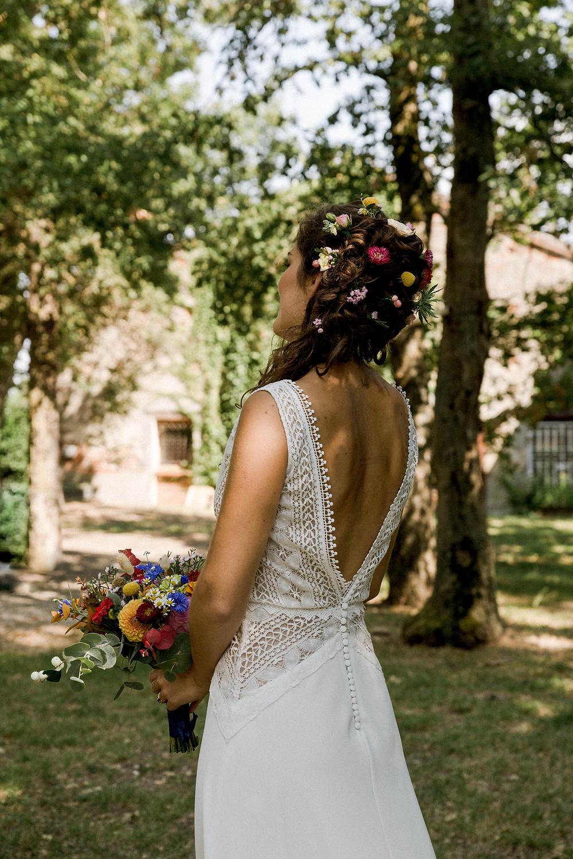 robe fabienne alagama