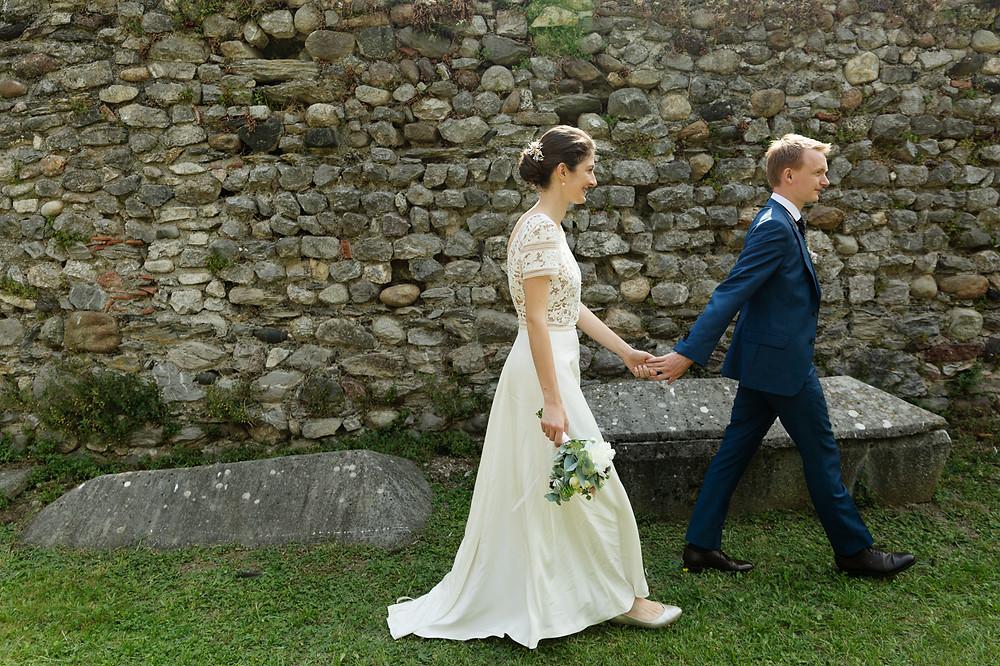 photographe mariage domaine de lugaran