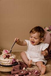 Smash the cake Elise toulouse - Celine b