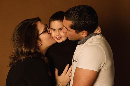 Photographie de famille - decembre 2020-