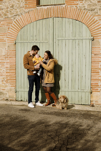 photographe bebe aucamville