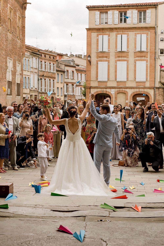 photographe mariage toulouse centre saint sernin