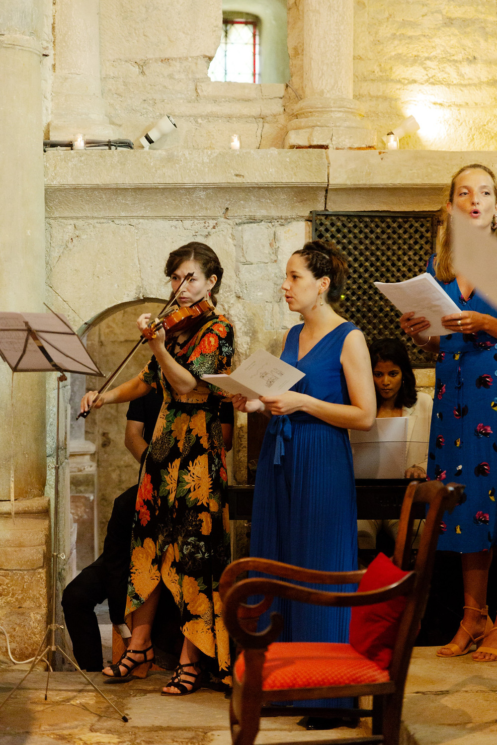 chorale mariage toulouse