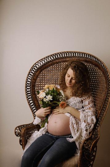 photographe grossesse seilh