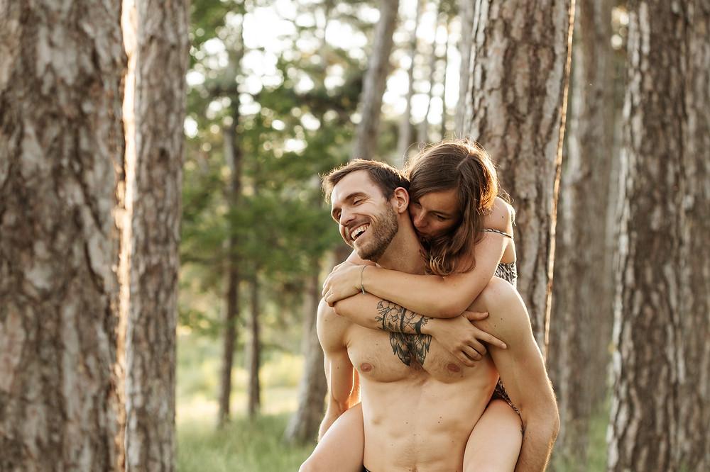 photographe couple mariage castres
