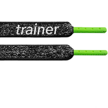BLACK GREEN | TRAINER
