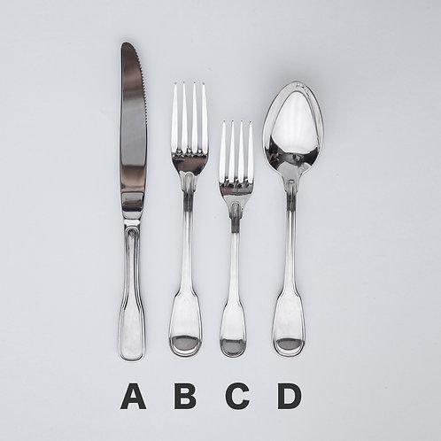 A:ミートナイフ