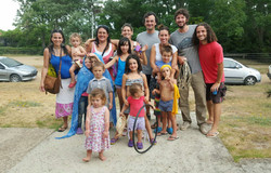 Familias Pindó - Marindia