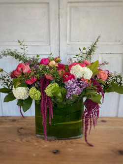 Floral Drama