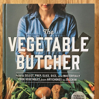 Book - The Vegetable Butcher