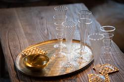 scottcampbellphoto-tray & glasses