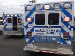 2 Medic Units