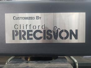 Clifford precision