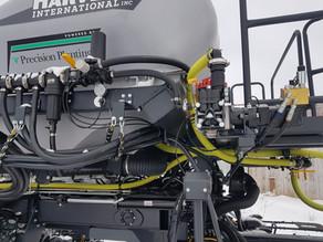 liquid pump and manifold