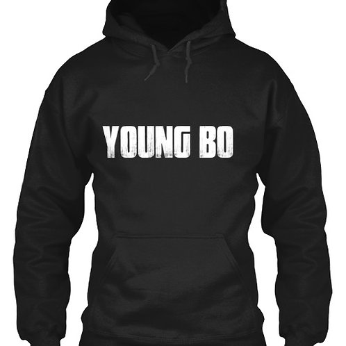 Young Bo Hooded Sweatshirt