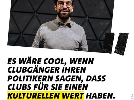 Offener Brief: Deutschlands privatwirtschaftliche Liveclubs fordern neue Rahmenbedingungen