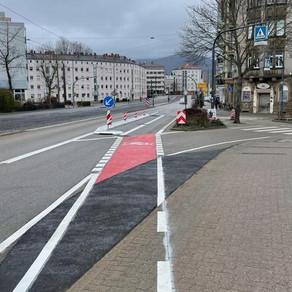 Die Arbeit des grünen Bezirksbeirat Bahnstadt trägt Früchte: