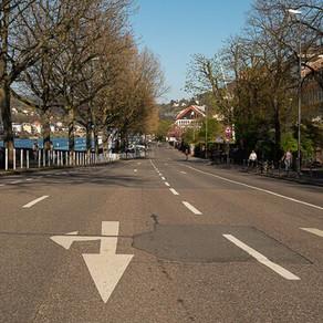 Mehr Abstand: Autospuren für Radverkehr freigeben