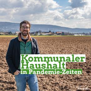 Kommunaler Haushalt in Pandemie-Zeiten