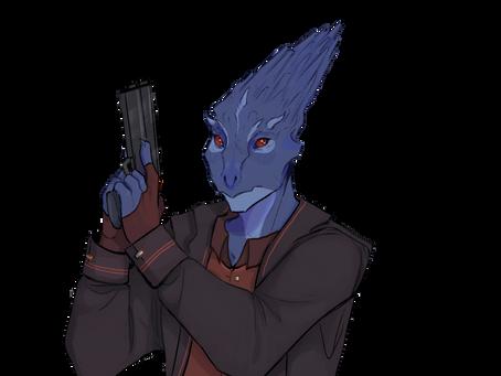 Characters: Raiden