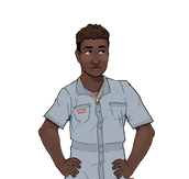 Character: Jeremiah Bradford