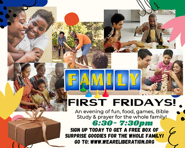 Family First Fridays