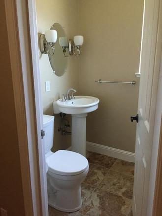 Half-Bath Remodel