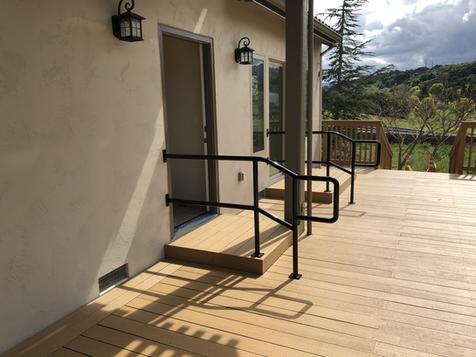 ADA Handrailing