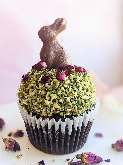 Garden Bunny Cupcakes