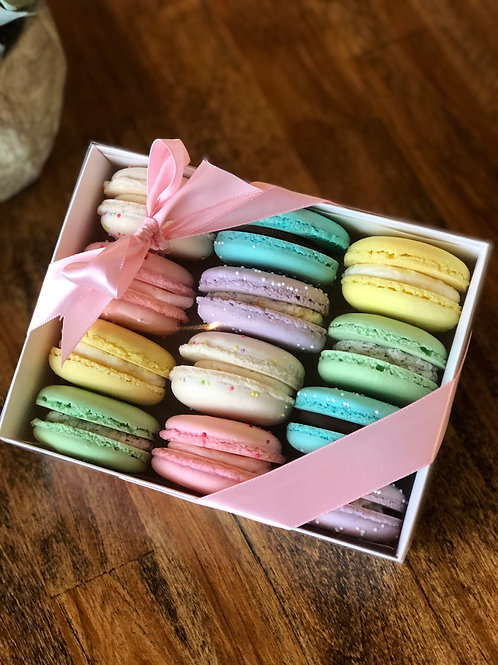Easter Macaron 12 pack