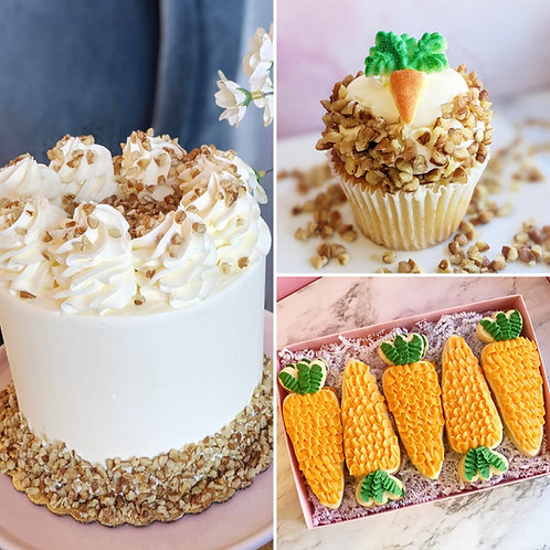 Carrot Cake Bundle