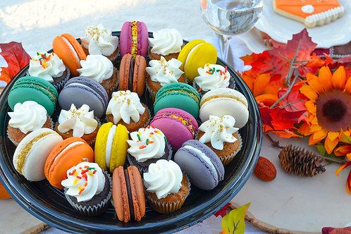 Macaron & Minis Party Platter