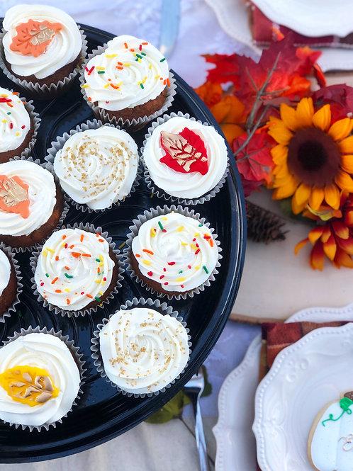 Cupcake Party Platter