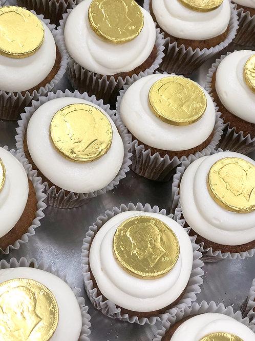Gringott's Bank Cupcake