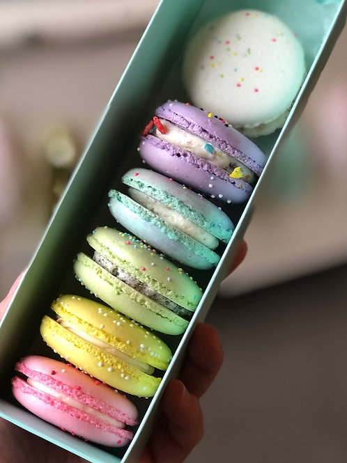 Easter Macaron 6 pack