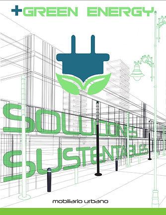 Catálogo de mobiliario urbano +Green