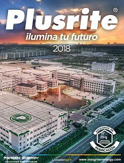 Catálogo de iluminación Plusrite