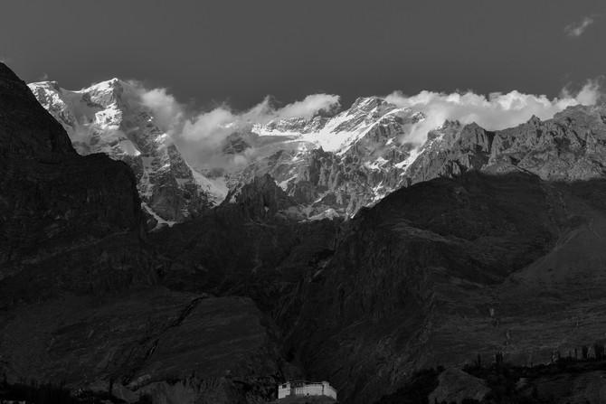 Baltit Fort, Hunza Valley, Gilgit Baltistan, Pakistan.