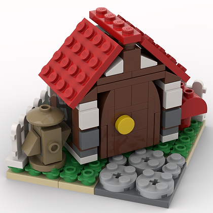 Animal Crossing House Instructions