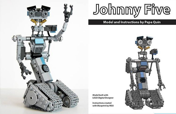 Johnny Five Instructions