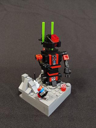 Micro Spyrius Robo Guardian