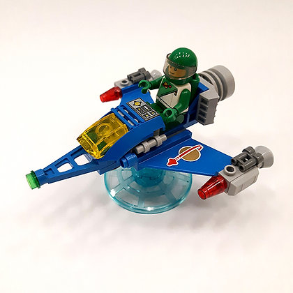 Classic Space Swoosher